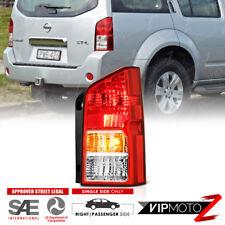 Fits 2005-2012 Nissan Pathfinder [Passenger Side] Brake Tail Lights Lamps Right