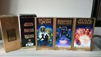 STAR WARS TRILOGY BOX SET VHS, VIDEO. Special Edition Empire strikes Return Jedi