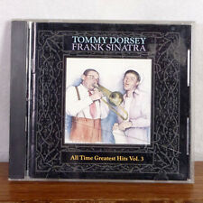 Tommy Dorsey Frank Sinatra All Time Greatest Hits Vol3 20 Hits CD 89 Playgraded