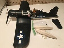 Ultimate Soldier F-4U Awesome Weathering Effect 1:18 Scale