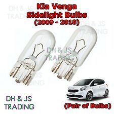 H7 100W COB LED Headlight Bulbs Pair 8000L Canbus For Kia Venga 2010-Onwards