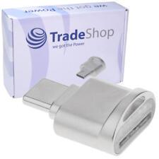 USB-C 3.1 Typ C Micro SD OTG Karten Lesegerät für ZTE Axon 7, 7 Mini, Z2, Z2 Pro