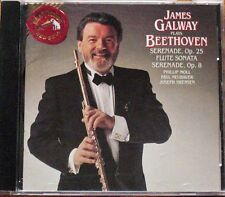 James Galway Plays Beethoven ~ Classical ~ Flute ~ CD ~ Used VG