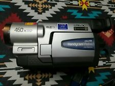 Sony Handycam CCD-TRV58 Hi-8 NTSC Analog Camcorder w/Charger TESTED/WORKING