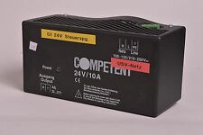 Competent 24v/10a suministro eléctrico, 149001-511011 power supply (359-361)