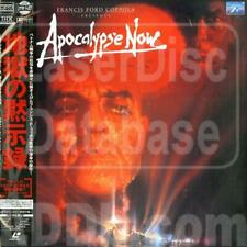 Apocalypse Now - Japanese Laserdisc - RARE + OBI Strip