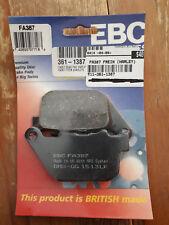 EBC FA387 Brake pads for Harley Davidson Sportster/XR1200/XR1200X