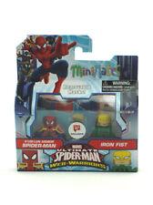 Marvel Minimates K'Un-Lun Armor Spider-Man & Iron Fist Walgreens Exclusive
