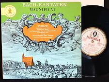 Bach - Kantaten - Magnificat - 10 inch - 33rpm - Odeon STE 60635 - EX+/EX