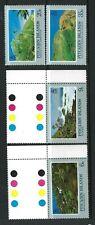 Pitcairn 1981, Landscapes sg211w/4w (ex. top value) MNH