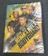 The Hitman's Wife's Bodyguard (DVD, 2021) NEW