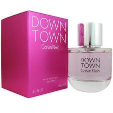 DOWNTOWN * Calvin Klein 3.0 oz / 90 ml Eau De Parfum Women EDP Perfume Spray