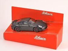 Schuco PORSCHE 911 991 TURBO Concept Black - 1/64 scale model