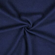 3meters Italian navy wool melton  fabric,material ideal for coats,suits 150cm