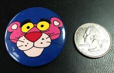 The Pink Panther Button Pin 1983 Vintage Humor Funny Ha Ha