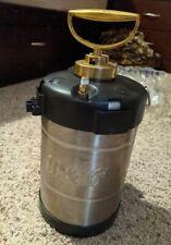 B&G T-100 Stainless Steel Replacement Sprayer Tank & Pump - B&G Repair Parts