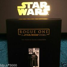 Star Wars Rogue One Darth Vader Metal Collection Premium Figure Set LTD RARE!!