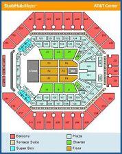 San Antonio TX 8:00 PM 2 Concert Tickets