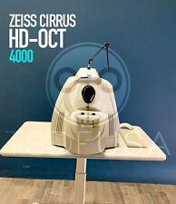 Zeiss Cirrus Hd Oct 4000 Corneal Topographer