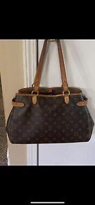 Louis Vuitton Vintage Batignolles Horizontal Bag