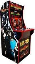 Mortal Kombat Arcade1up 3 in 1 Game Arcade Cabinet Home