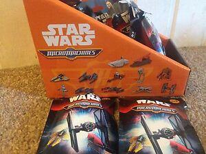 STAR WARS MICRO MACHINES Series 3 Force Awakens Hasbro Disney Blind Bag NEW