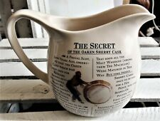 More details for vintage macallan single malt whisky pub water jug by hcw