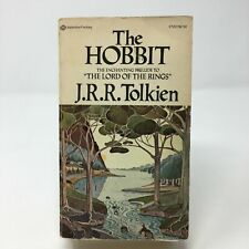 The Hobbit by J.R.R. Tolkien (1979, Paperback, Very Good)