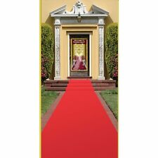 "16ftx24"" Red Carpet Garden Wedding Aisle VIP Party Decoration Floor Runner Decor"