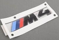 New Genuine BMW M4 Badge Rear Boot Emblem Stick On 8068579 OEM