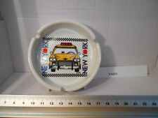 Ceramic New York New York Taxi Ashtray by City Merchandise