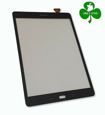 "For Samsung Galaxy Tab A 9.7"" T550 T555 Touch Screen Digitizer Glass  Black"