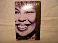 ROBERTA FLACK SET THE NIGHT TO MUSIC FACTORY SEALED CASSETTE SINGLE