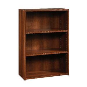 3 Shelf Wooden Bookshelf Bookcase Storage Display Shelves Cabinet Home Furniture