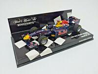 MINICHAMPS 1/43 - Red Bull Racing Renault. S Vettel. Showcar 2011 Art: 410110071