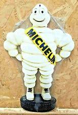 "24"" Michelin Man Tire USA Steel metal Sign Decor Garage Bar Ford Chevy Gas Oil"