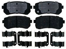 Disc Brake Pad Set fits 2006-2016 Kia Rio,Rio5 Sportage Forte,Forte Koup  ACDELC