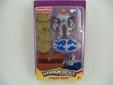 Fisher Price Imaginext Adventures Treasure Keeper Set NEW in Package
