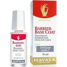 Mavala Barrier-Base Coat for Delicate Nails 10ml