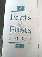 FACTS & FIRSTS WDCC DISNEY PRICE GUIDE WITH SUGGESTED RETAIL PRICES, 1999-2004