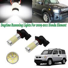 High Power White 9005 High Beam Daytime Lights DRL LED For 09-11 Honda Element