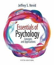 Textbooks educational books ebay ebook essentials of psychology concepts and applications 5th edition pdf fandeluxe Gallery