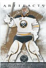 2012-13 Artifacts RYAN MILLER #120 Buffalo Sabres 038/999