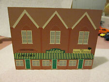 1993 The Cat's Meow Series XI Barbershop Gallery #1108 Wood ART Deco