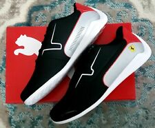 Puma~Scuderia Ferrari~Sf Drift CAT 8~6.5C JR~339970-01~Shoes Black/White/Red~New