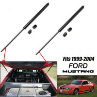 FOR FORD MUSTANG 1999-2004 REAR TAILGATE BOOT TRUNK GAS STRUTS SUPPORT 2PCS