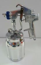 Star 1 Litre Aluminium Pot Suction Gravity Spray Gun Pot S-770 Sg2000 Smv2000f