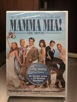 MAMMA MIA! (DVD, 2009, 2-Disc Set, Widescreen) Meryl Streep, Pierce Brosnan