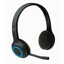 Logitech H600 Wireless USB Headset - Black