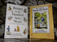 Winnie the Pooh/ Return to Hundred Acre Wood - A.A.Milne/David Benedictus 2 book